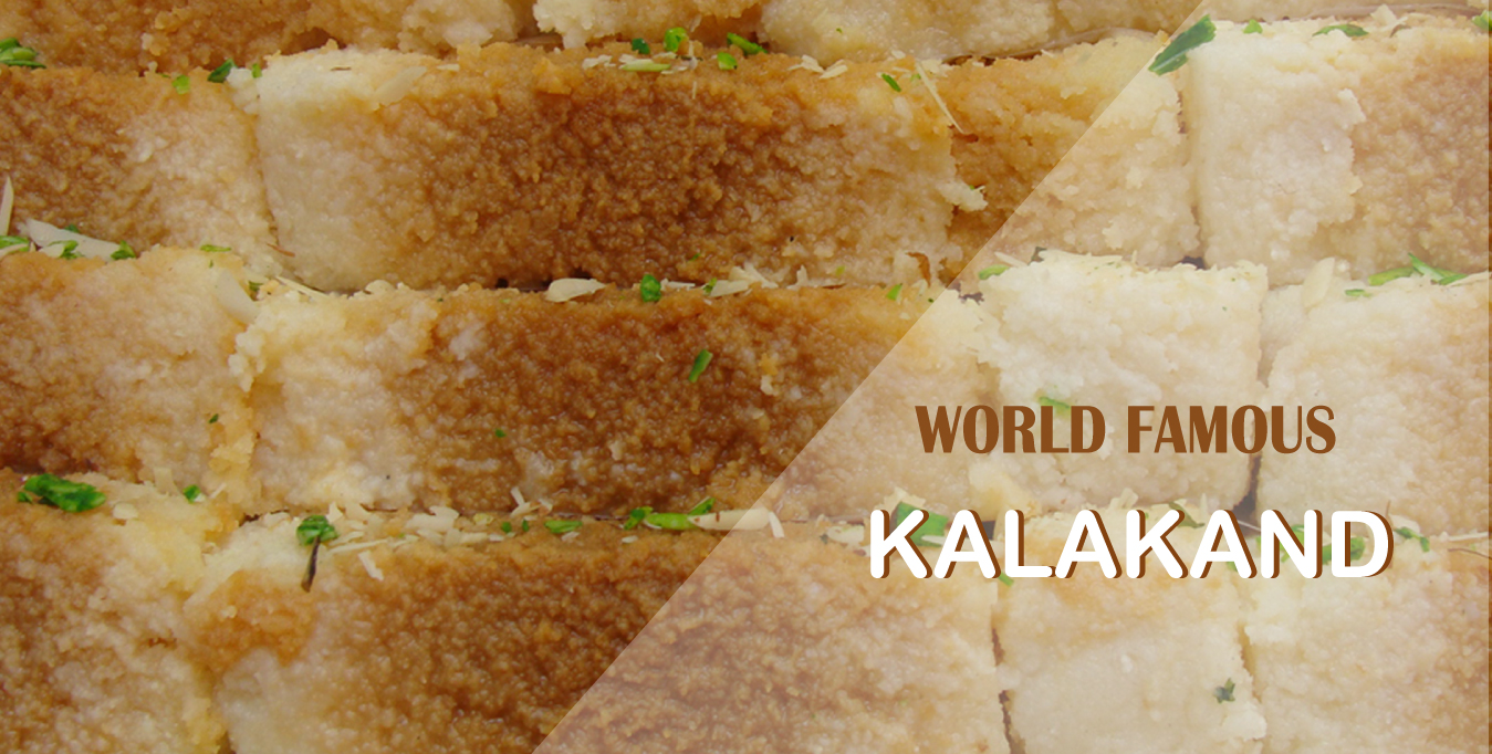 World Famous Kalakand